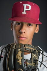 All-metro athlete Prattville's Will Smith poses for a portrait in Montgomery, Ala., on Tuesday, June 4, 2019.
