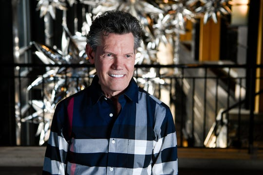 Randy Travis poses for a portrait at Warner Music Nashville on June 3, 2019.