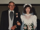 Book'em Executive Director Melissa Spradlin with her father, Ed Gilliam, on her wedding day.