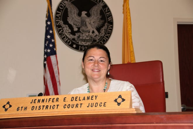 The Honorable Judge DeLaney