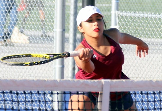 Lady 'Cat graduate Kianna Gomez made the New Mexico all-star tennis roster.