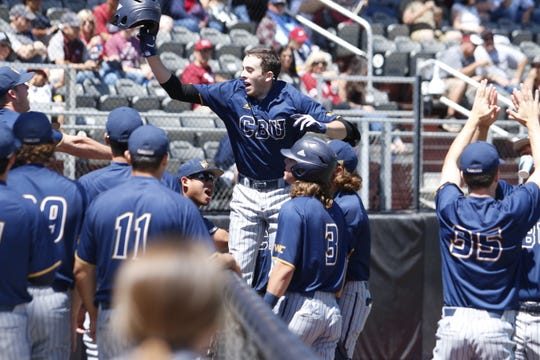 Andrew Bash, a Palm Desert grad who now stars at Cal Baptist University, was drafted on Wednesday during the Major League Baseball draft.