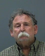 Kenneth Benton's 2013 mugshot.