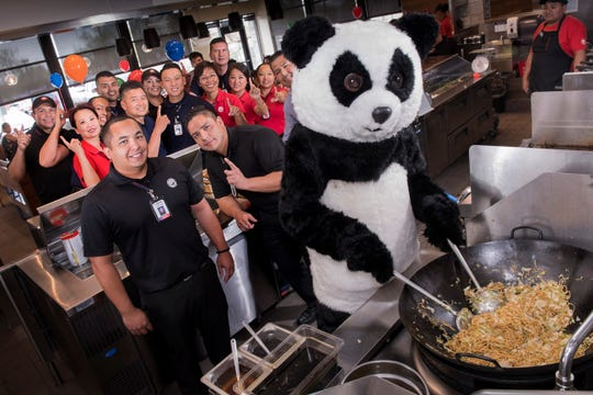 The enormously successful American Chinese cuisine favorite, Panda Express has 114 locations in Arizona, and employs nearly 1,700 people.