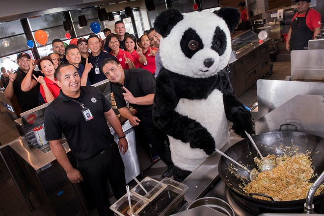 An American Chinese cuisine favorite, Panda Express has over 100 locations in Arizona and employs nearly 1,700 people.