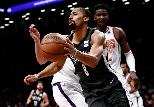 Could Brooklyn Nets guard Spencer Dinwiddie be traded to the Phoenix Suns?