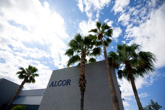 Alcor Life Extension Foundation is a Scottsdale nonprofit company's office houses 168 clients (and some of their pets) who have died but are being preserved at subzero temperatures in a way that may allow them to be revived and one day live again.