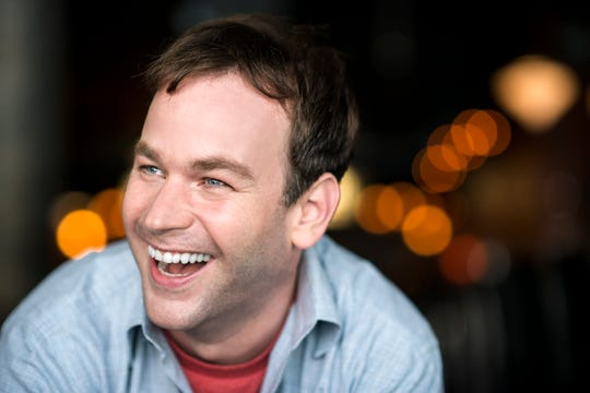 Mike Birbiglia will perform as part of this year's Fringe Festival