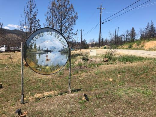 Weyerhaeuser in Redding, California rebuilds after Carr Fire