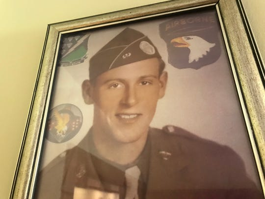 Bill Wingett joined the Army after the attack on Pearl Harbor and trained as a paratrooper. He was assigned to Easy Company of the 506th Parachute Infantry Regiment of the 101st Airborne Division, which most know as the Band of Brothers.