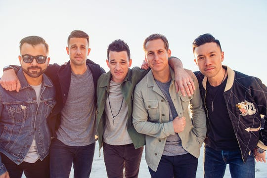 National jam band O.A.R. will play the Freeman Stage in Selbyville on Saturday, June 8 (following a 6 p.m. opening set by American Authors). Ticket prices range from $49 to $94.