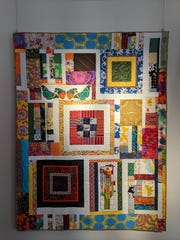 The Red River Quilters will present their patchwork art at Central ArtStation.