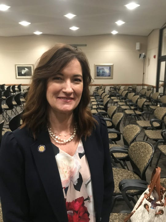 Michelle Whitworth, new clemency coordinator for the Florida Office of Executive Clemency