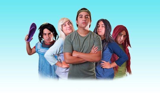 "Mario Aguilar will bring his ""Celosa, Yo? Jamas!"" comedy show to the Plaza Theatre on June 8."