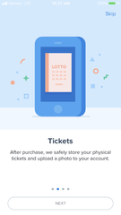 Jackpocket is a new app that lets players play the lottery right from their phone.