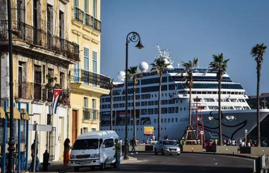US-to-Cuba cruises, which began in 2016 with the Carnival Adonia, are no longer permitted as of Wednesday, the Treasury Department announced Tuesday.