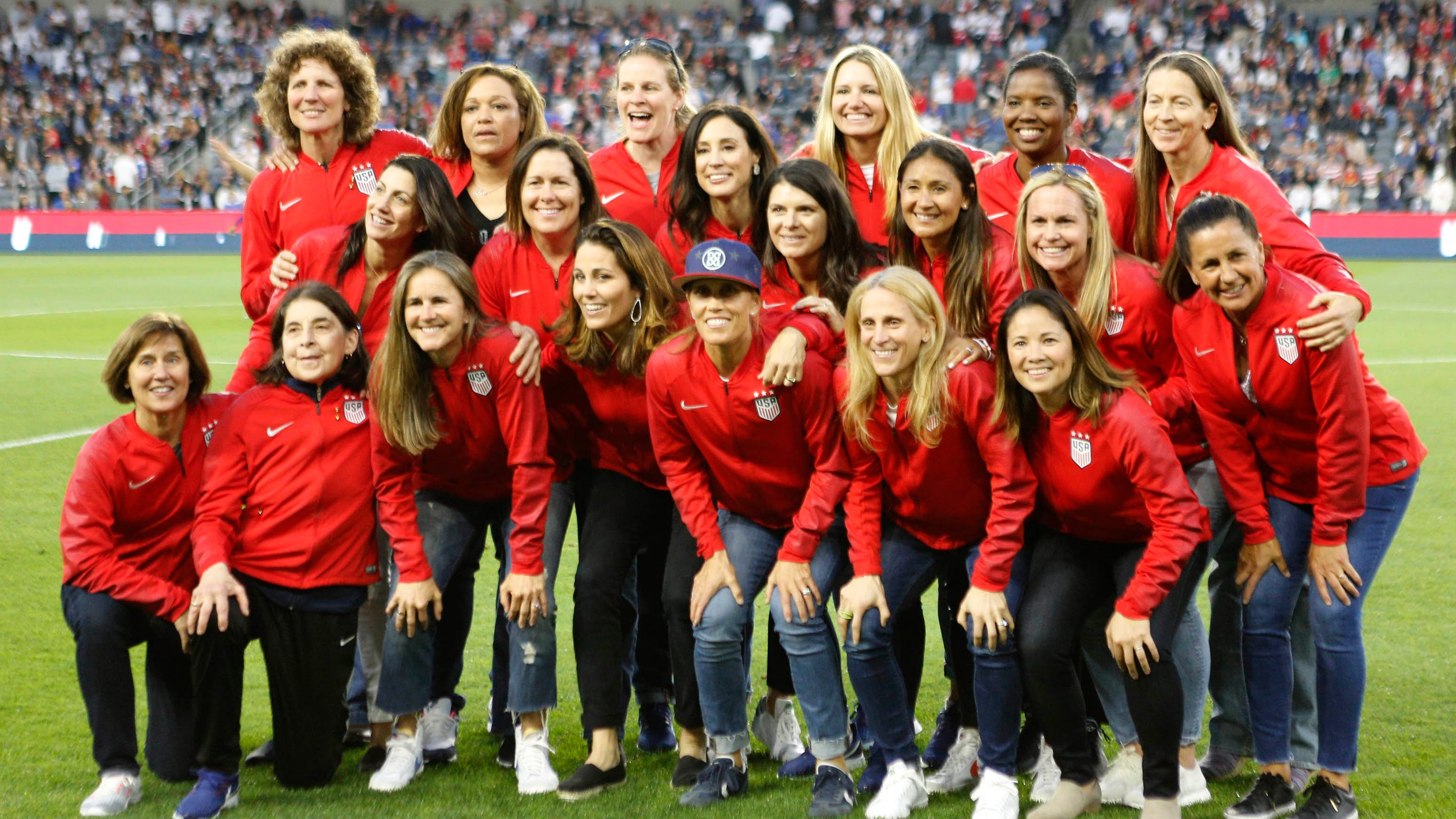 2019 World Cup: US women's soccer team changed the game 20 ...