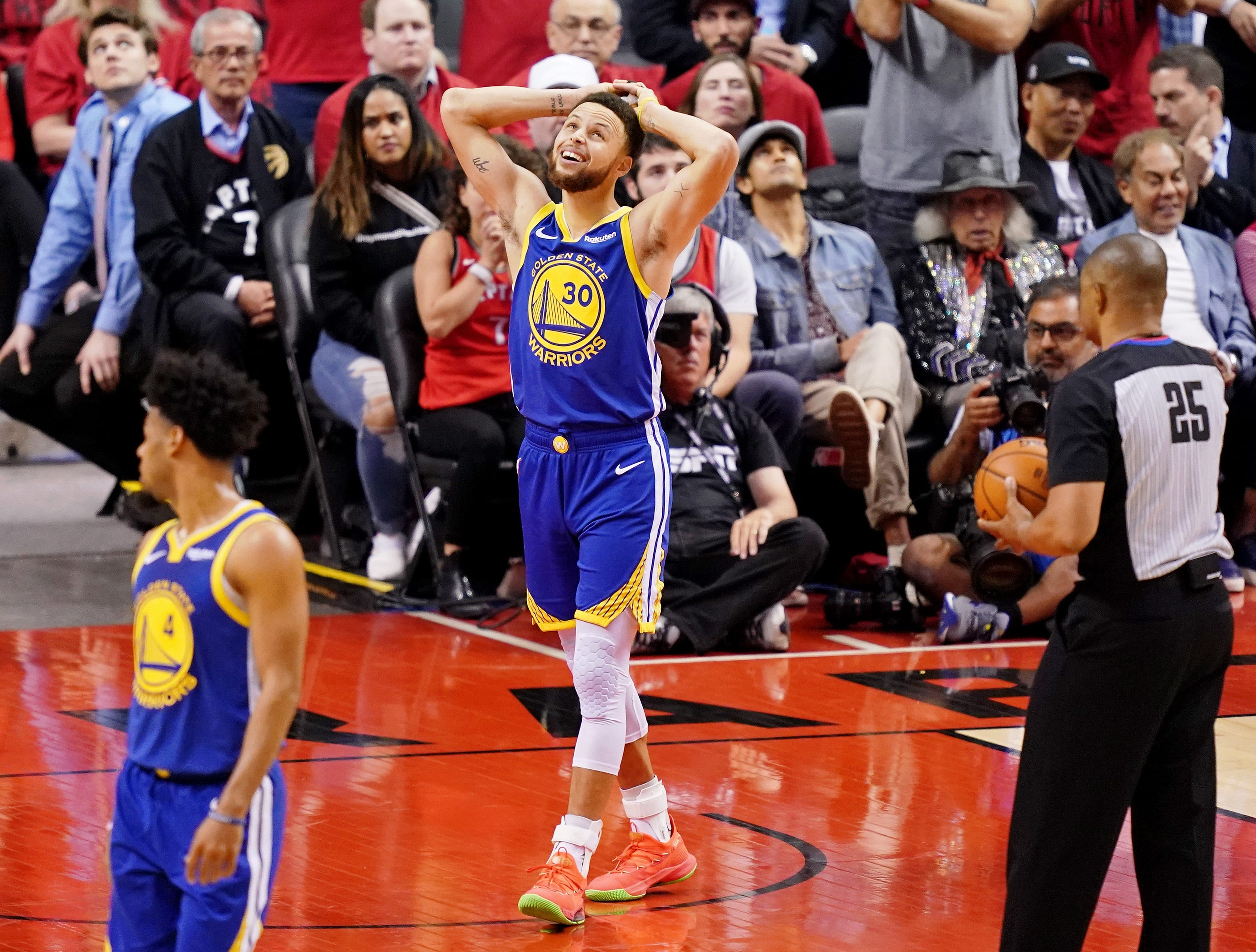 Nba Finals 2019 What Did Steph Curry Mean By Janky Defense