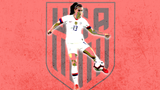 SportsPulse: She's the face of U.S. soccer and she may be the best female striker in the world. Her name is Alex Morgan and she is a star you need to know on the USWNT this summer in France.