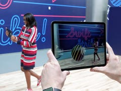 Apple triples down on augmented reality, but it will be a tough sell