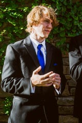 Riley Howell was a student at the University of North Carolina at Charlotte.
