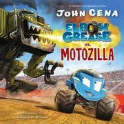 """Elbow Grease vs. Motozilla,"" by John Cena."