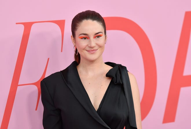 Shailene Woodley arrives at the 2019 CFDA fashion awards at the Brooklyn Museum in New York City in 2019. Angela Weiss/AFP/Getty Images
