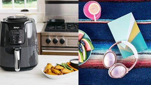 The Ninja Air Fryer and Bose headphones are just two of the awesome sales happening right now.