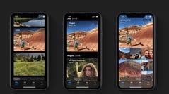 Apple's new Photos app for iOS13