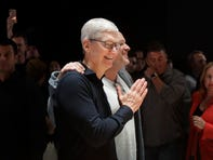 Tim Cook disputes claim Apple is a monopoly but says tech giant 'should be scrutinized'