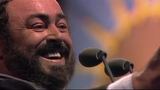 "Ron Howard's ""Pavarotti"" highlights Luciano Pavarotti's famed 1991 Hyde Park concert in London and his magic moment with a rain-soaked Princess Diana."