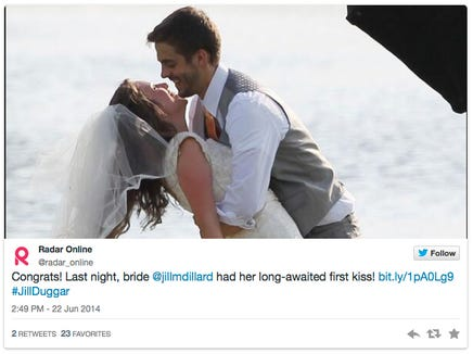 "Jill (Duggar) Dillard married Derick Dillard in 2014 and said she's always hated hearing about the impending end of the ""newlywed phase.""  A marriage's fire doesn't have to die out, she said, and she shared some bedroom tips."
