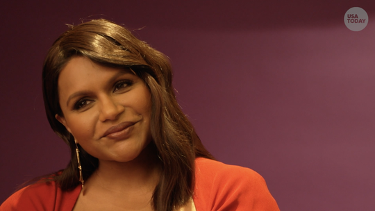 Mindy Kaling addresses backlash from supporting comedian Aziz Ansari: He's a 'good person'