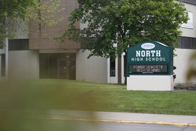 Public records reveal the locking of restrooms at Oshkosh North High School earlier this year led to the reassignment and exit of former Assistant Principal Hans Nelson.
