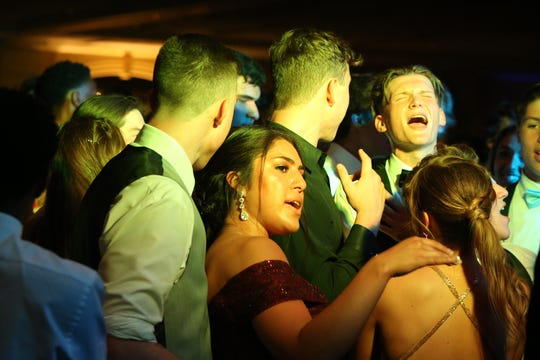 Toms River North High School Prom at the Pines in Edison. Friday May 31, 2019 photo by Ed Pagliarini