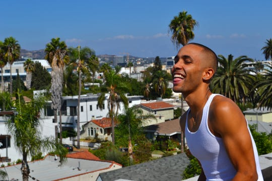 """Abilene Cooper grad Ryan Silva has made a home in Los Angeles, and is all smiles these days because his song """"Illuminate"""" scored a movie soundtrack slot."""