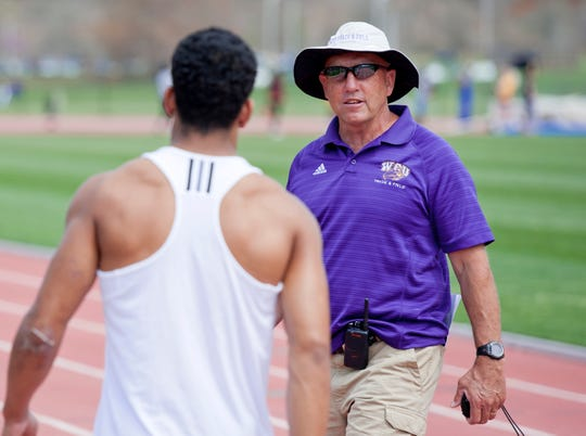 Danny Williamson coached the WCU Catamounts for 29 years before leaving in 2016.