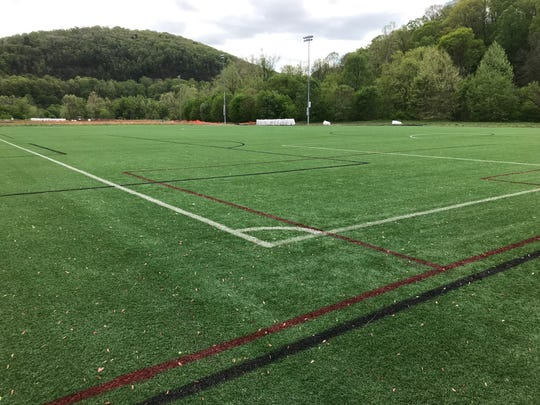 Fields 2 and 3 at the JBL Soccer Complex reopened in late May after this year's flooding in April.