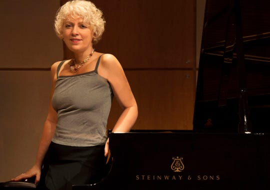 Pianist and composer Inessa Zaretsky has been artistic director of the festival since 2015. She's had a relationship with the Festival for years longer, starting as a pianist in 1999.
