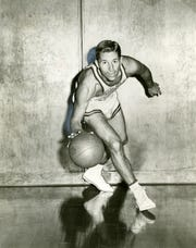 Billy Gabor, who was a star at Binghamton Central and later led Syracuse in scoring for four seasons in the 1940's, died on Tuesday.