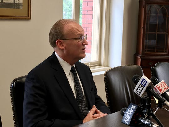 Michael Korchak is a candidate for Broome County District Attorney.