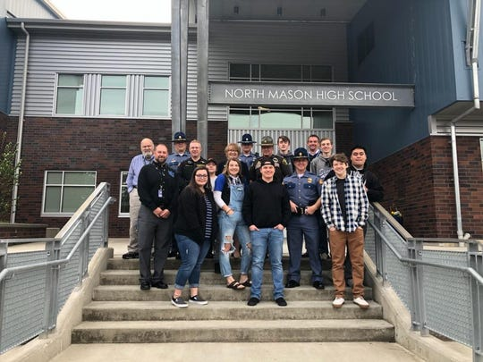 "North Mason High students decided with law enforcement and school administration to put an end to the long-running ""senior slow day"" tradition."