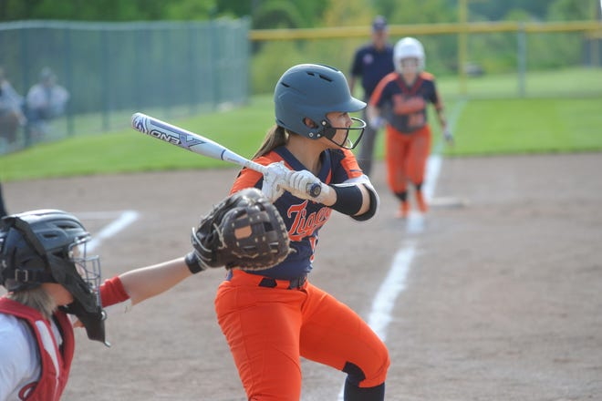 Galion's Kate Schieber carried a .600-plus average throughout most of the season.