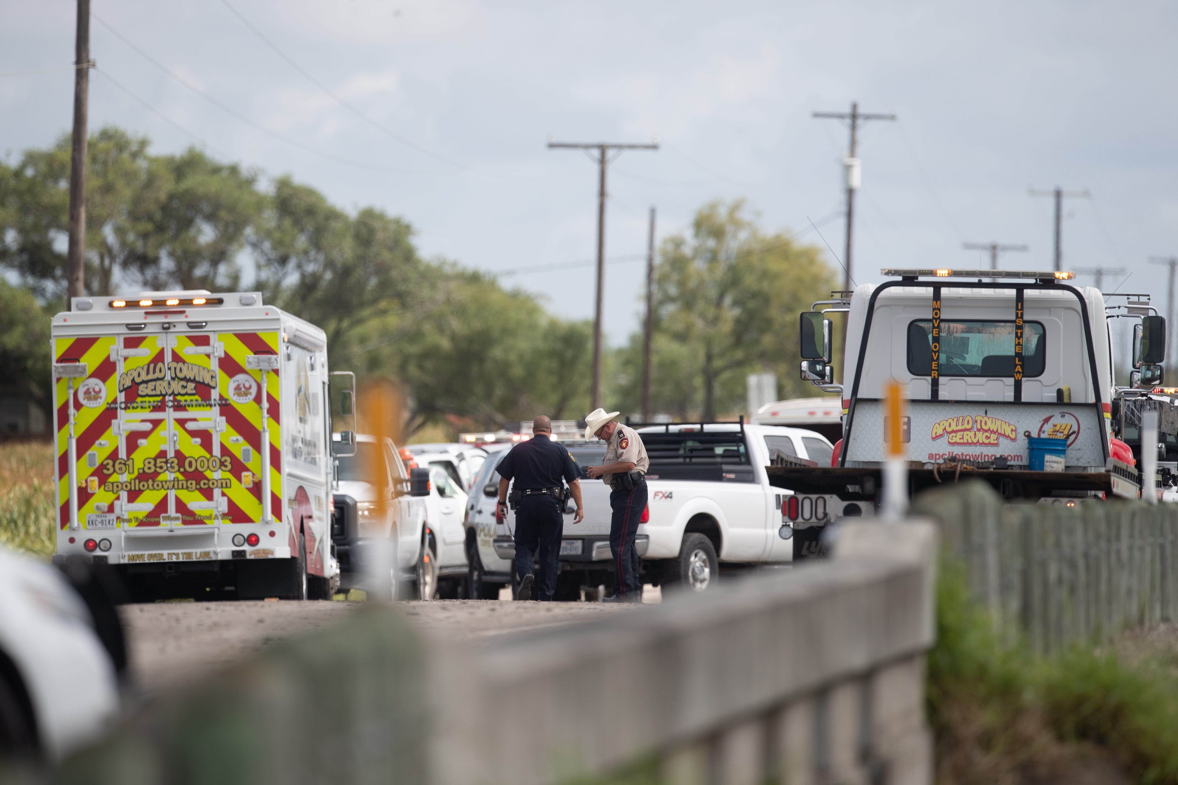 Mexican man faces federal charges in Texas crash that left 6 dead