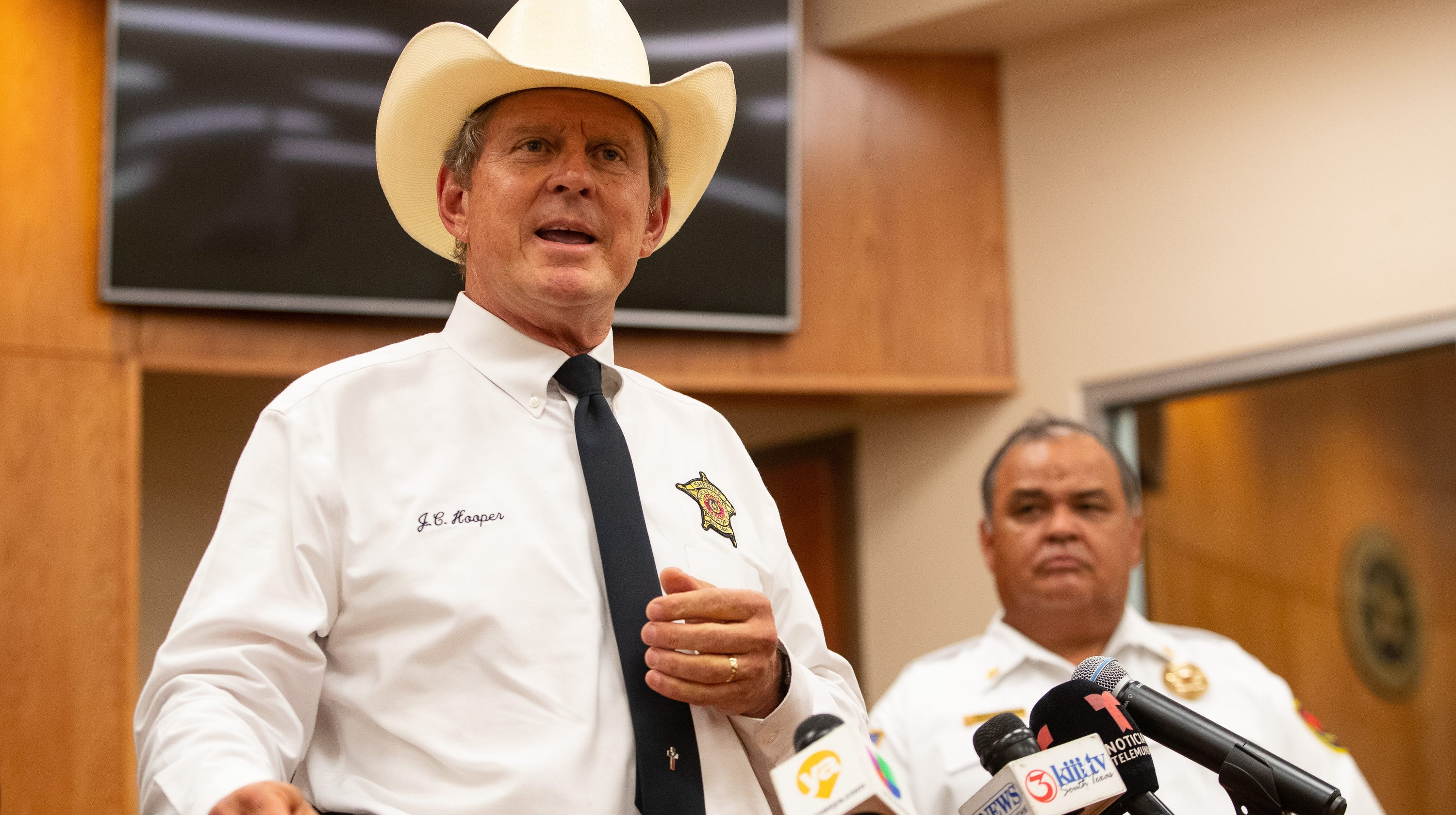 Nueces County Sheriff's Office patrol division hasn't ...