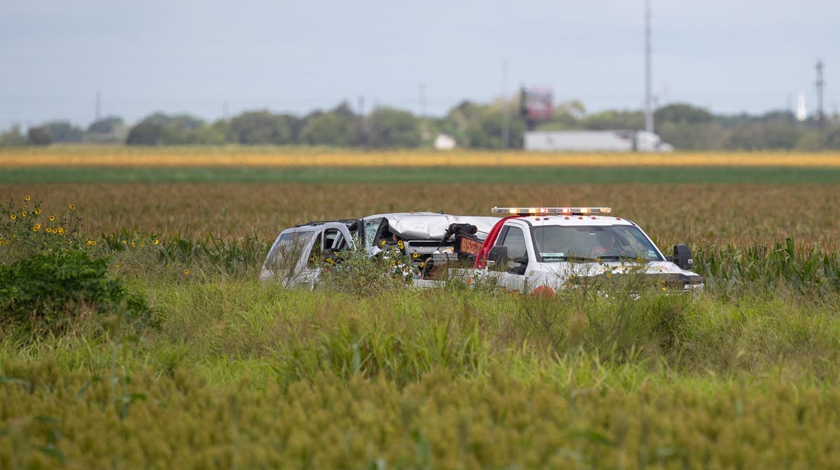 Texas Auto Connection >> Second Man Accused In Connection With Texas Crash That Left