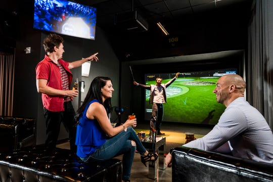 Ocean Casino Resort offers guests Top Golf Swing.