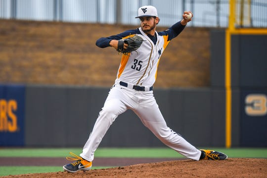 West Virginia pitcher and Cherokee High School graduate Nick Snyder was selected in the 11th round of the MLB Draft on Wednesday. The Arizona Diamondbacks took him with the 332nd overall pick.