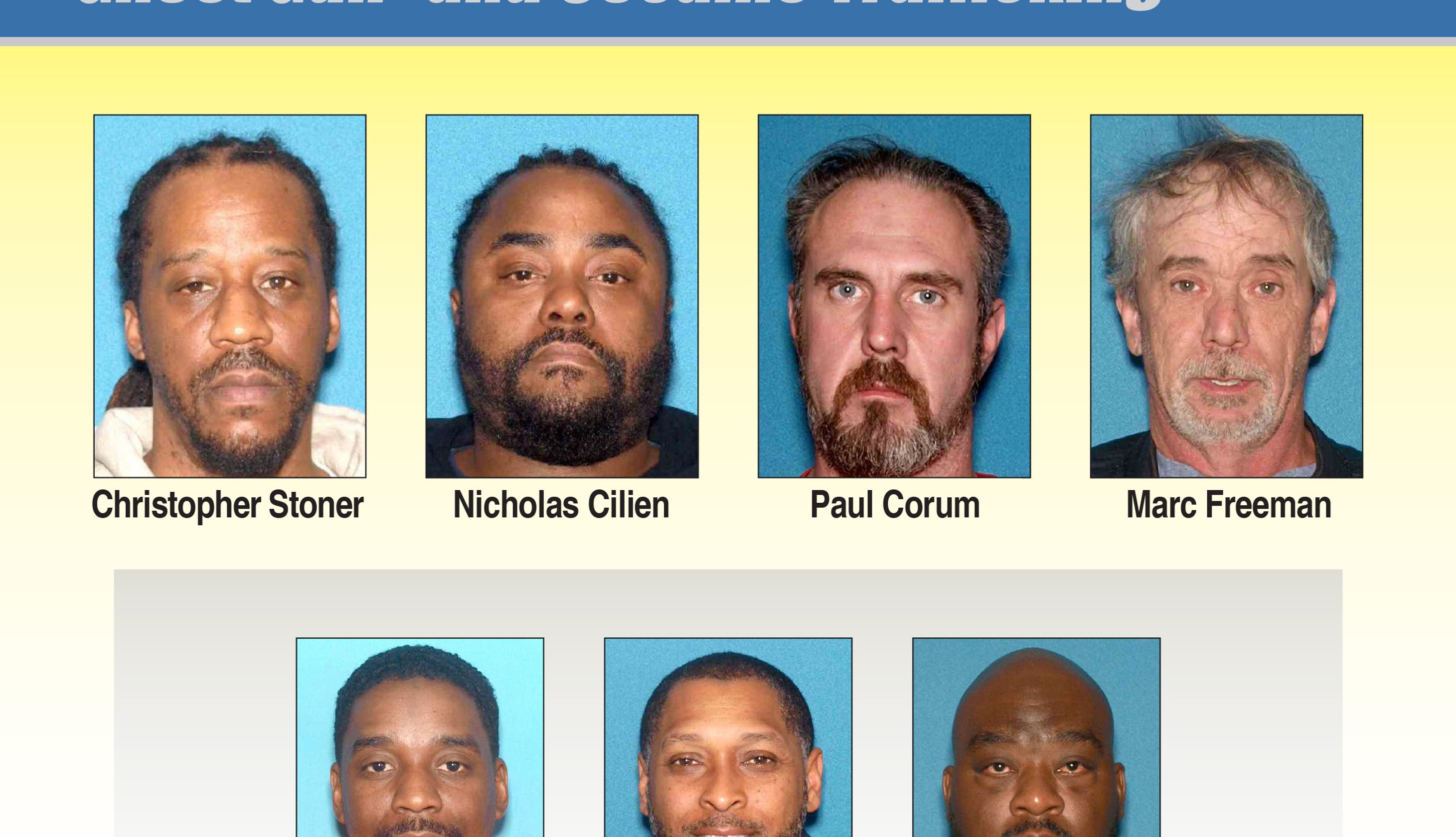 Nine South Jersey Men Indicted For Roles In Drugs, 'ghost