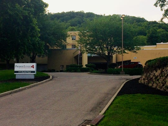 Premier Estates of Cincinnati-Riverside nursing home off River Road in the Cincinnati neighborhood of Riverside. The facility is a candidate to be on a list of the nation's most troubled nursing homes, federal records show.